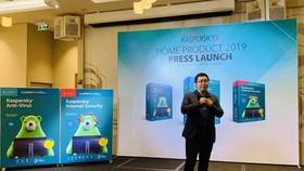 Kaspersky Lab Việt Nam giới thiệu Kaspersky 2019