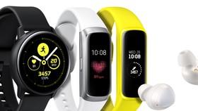 Các  thiết bị đeo thông minh hoàn toàn mới của Samsung