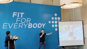 Giới thiệu Fitbit tại Việt Nam