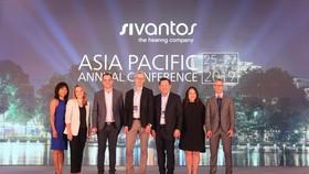Sivantos tổ chức hội nghị APAC