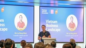 VNG CEO Lê Hồng Minh