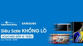 Trong lần hợp tác này, Samsung sẽ mở rộng phạm vi tiếp cận người dùng mua sắm trên nền tảng trực tuyến thông qua hơn 200 triệu khách hàng của Shopee.