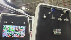 Các camera thông minh của Vantech