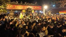 Lễ hội Đền Trần (phường Lộc Vượng, thành phố Nam Định)