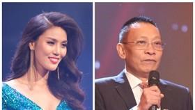 Lại Văn Sâm và Lan Khuê làm MC của Giải thưởng Âm nhạc Cống hiến 2018