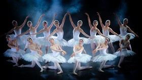 Vở ballet Hồ Thiên Nga của VNOB