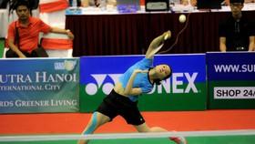 Tay vợt nhiều triển vọng Nguyễn Thuỳ Linh