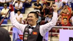 Các cơ thủ Việt Nam lại tung hoành ở giải Bida 3 băng thế giới