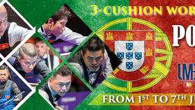 Bảy khuôn mặt của Billiard Việt Nam tại giải World Cup Bồ Đào Nha.