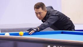 Cơ thủ Mã Minh Cẩm xuất sắc đánh bại nhà vô địch World Cup.