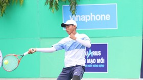 Tay vợt trẻ Minh Đức lần đầu tiên vào chung kết U18 ITF.