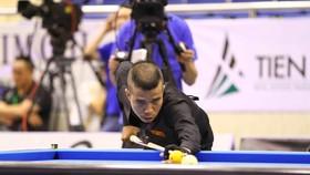 Trần Quyết Chiến là niềm hy vọng của Billiards Việt Nam ở đấu trường thế giới.