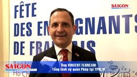 Tổng lãnh sự quán Pháp tri ân các giáo viên Việt Nam dạy tiếng Pháp