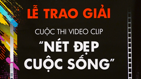 """Cuộc thi Video-clip """"Nét đẹp cuộc sống""""- Lan tỏa sự yêu thương"""