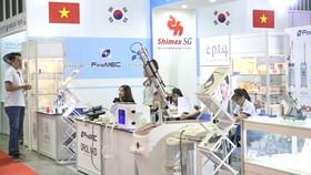 TPHCM: Triển lãm quốc tế lần thứ 18 chuyên ngành về y dược và thiết bị y tế