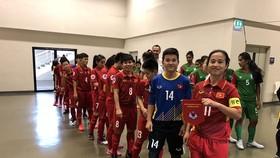 ĐT futsal nữ Việt Nam tự tin tranh vé vào Tứ kết