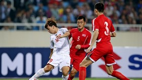 Sau 2 lần bị loại giờ chót, Minh Vương đã kịp đồng hành cùng đội tuyển đến VCK Asian Cup 2019. Ảnh: MINH HOÀNG