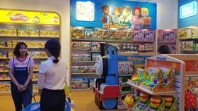 Thị trường đồ chơi trẻ em hấp dẫn cơ hội kinh doanh