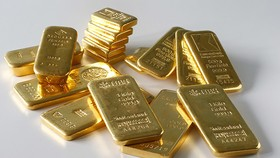 Gold hits VND39.75 million per tael