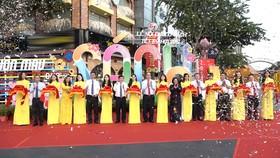 Khai mạc lễ hội đường sách Tết Kỷ Hợi 2019