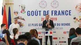 2.500 bữa tối kiểu Pháp sẽ được thực hiện tại Lễ hội Ẩm thực Pháp 2019
