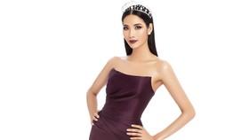 Á hậu Hoàng Thùy là đại diện Việt Nam tham gia Hoa hậu Hoàn vũ Thế giới 2019