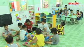 Cả nước thiếu 49.000 giáo viên mầm non
