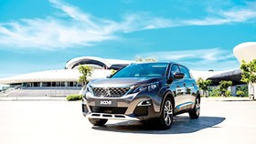 Peugeot từng bước chinh phục khách hàng Việt bằng chất lượng sản phẩm, dịch vụ hàng đầu