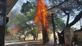 Phòng chống cháy do chập điện