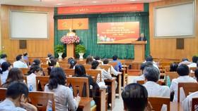 Cán bộ, đảng viên gìn giữ, phát huy Di chúc của Chủ tịch Hồ Chí Minh