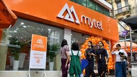 Mytel có thị phần đứng thứ 3 tại Myanmar