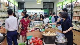 Khai trương cửa hàng bán lẻ thực phẩm organic thứ 6