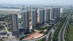 Di dời 608 căn nhà tại 7 dự án đang thực hiện dở dang