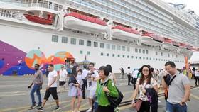 Saigontourist đón gần 14.000 khách tàu biển
