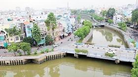 Lập thiết kế đô thị dọc tuyến kênh Nhiêu Lộc - Thị Nghè
