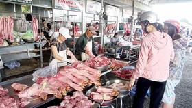 Heo kinh doanh tại chợ đầu mối Hóc Môn được kiểm soát chặt về truy xuất nguồn gốc