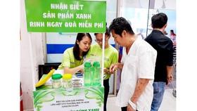Nhiều giải pháp kích cầu tiêu dùng xanh