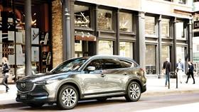 Mazda CX- 8: Phiên bản mới của Mazda CX-9