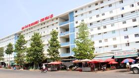 Một khu nhà ở xã hội tại thị xã Thuận An