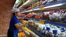 Táo Mỹ, Pháp, New Zealand được bán tại siêu thị