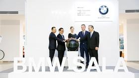 Thaco khai trương tổ hợp showroom 3 thương hiệu BMW, MINI và BMW MOTORRAD tại TPHCM