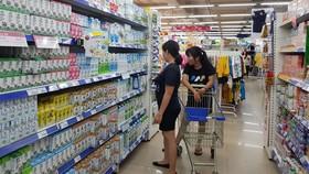 Đa dạng thị trường sữa nước