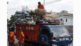 Tập trung cải thiện hạ tầng thu gom rác thải