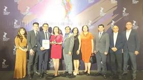"""URC Việt Nam đạt giải thưởng """"Công ty có môi trường làm việc tốt nhất Châu Á tại Việt Nam 2019"""""""