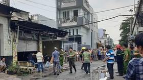 Số vụ cháy nổ và cứu nạn cứu hộ giảm mạnh