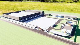 Công ty CP Tập đoàn Xây dựng Hòa Bình trúng thầu xây dựng dự án Nhà máy GS Industry