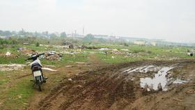 Thu hồi đất dự án khu dân cư - dịch vụ và cư xá công nhân