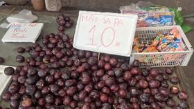 Cẩn trọng với trái cây giá rẻ