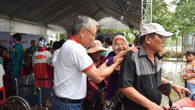 """Chương trình """"Chung tay vì sức khỏe cộng đồng"""" của Công ty Vedan Việt Nam"""