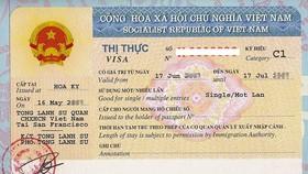 Kiều bào có thể xin visa Việt Nam 5 năm?